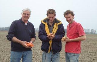 Flevolandse boeren verkopen uit de schuur