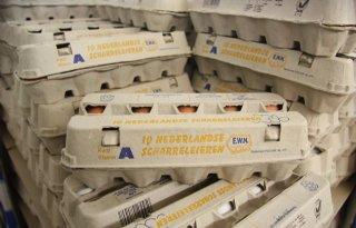Eierprijzen breken record