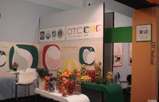 OTC en Van Rijn op Fruit Logistica