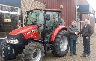 Case+IH+Farmall+C+primeur+voor+Nederland