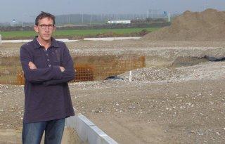 Bouw derde Rondeel in Ewijk