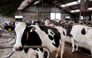 'Op slot zetten bedrijf raakt jonge boer'