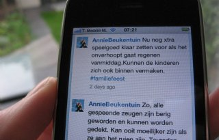 Boer zoekt leveranciers via social media
