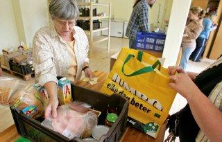 Voedselbank: geboycotte producten welkom