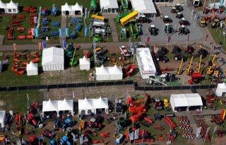 AgroTechniek Holland al voor driekwart volgeboekt