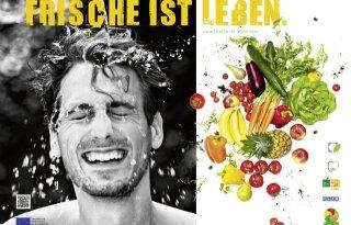 Campagne 'Frische ist leben' genomineerd
