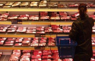 Vleesverbruik+blijft+dalen