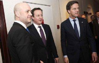 Rutte positief over landbouw op EU-top