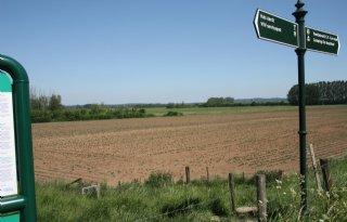 Hoger peil: grond minder waard
