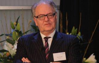 Lintje voor BKD-voorzitter Van Ast
