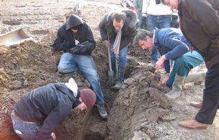LTO krijgt uitleg over grondprofiel