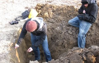 Bodemonderzoek voor LTO-archeologieproef