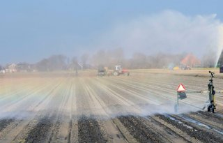 LTO wil aanpak verzilting Nieuwe Waterweg