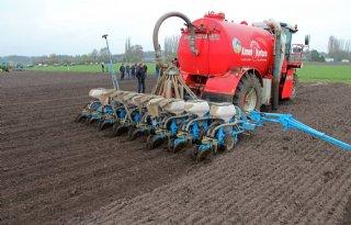 ForFarmers: maïstelen kan zonder ploegen