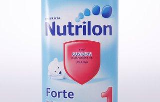 Melkpoedergekte: excuus Nutricia