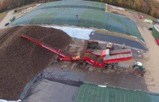 Biogasbieten bewaren is lastig