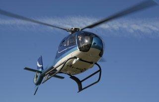 Helikopter+meet+waar+Zeeland+zout+is