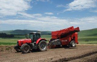 Dewulf aardappelrooiers naar Zuid-Afrika