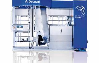 DeLaval lanceert VMS Supra en Supra+