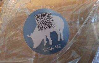 QR%2Dcode+op+varkensvlees+van+Aldi