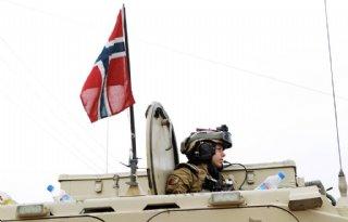Noorse soldaat verplicht maandag vleesloos
