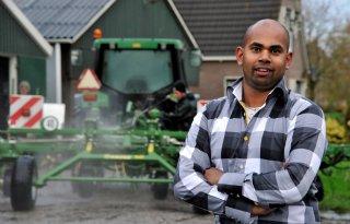 Jonge boeren vaker baan buitenshuis