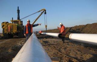 'Afhankelijkheid Russisch gas verminderen'