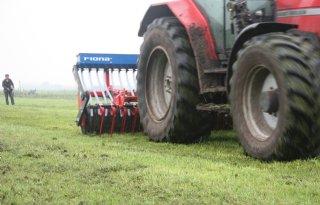 Verjonging grasland: minder broeikasgas