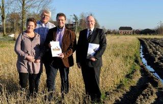 Groningen: akkervogels in vergroening GLB