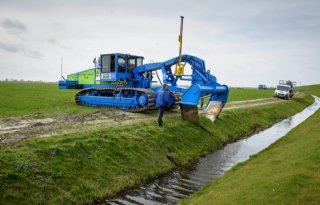 Diepe+drainage+tegen+verzilting+kust