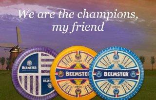 Twee keer goud voor Beemster