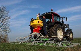 'Nog relatief weinig graslandverbetering'