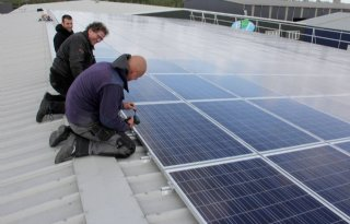 Zeeland 670 zonnepanelen rijker