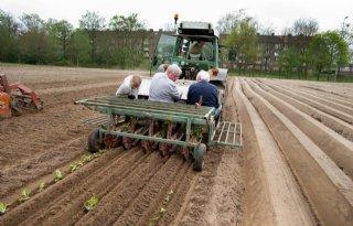 Duurzame stadslandbouw in Maastricht