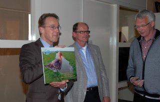 Boeren in Eemland willen weidevogelbeheer