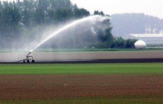 Onttrekkingsverbod water in Brabantse Delta