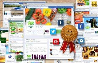 Verse Oogst derde bij Social Media-Award