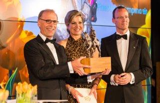 RFC ontvangt Koning Willem I Prijs 2014