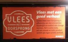 Jumbo wijzigt Vlees met Oorsprong-label