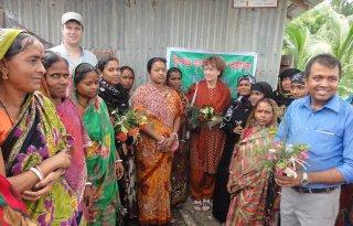 Bangladesh: 200.000 landbouworganisaties