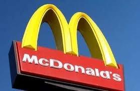 McDonalds test frites van zoete aardappel