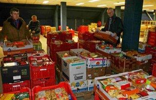EU: groenteoverschot mag naar Voedselbank
