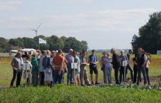 Nieuwe+machines+en+gewassen+Biovelddag