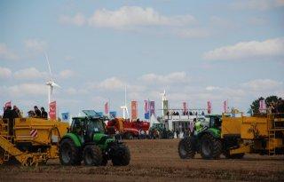 Ropa trekt veel bekijks op Potato Europe