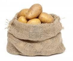 Franse aardappeloogst bovengemiddeld