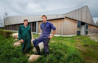 'Hard zijn om hier in Noordlaren te boeren'
