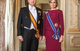 Koningspaar bezoekt kop van Noord-Holland