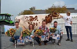 Gerrit de Groot wint NK Veebeoordelen 2014