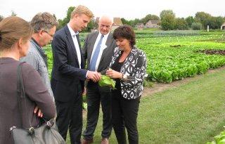Jan Huitema: Plantum imponeert