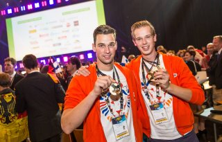 Giel Buijs wint EK landbouwmechanisatie